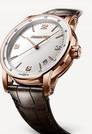 Audemars Piguet Replica Watch CODE 11.59 15210OR.OO.A099CR.01