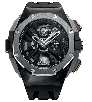 Audemars Piguet Replica Watch Concept Laptimer Michael Schumacher 26221FT.OO.D002CA.01