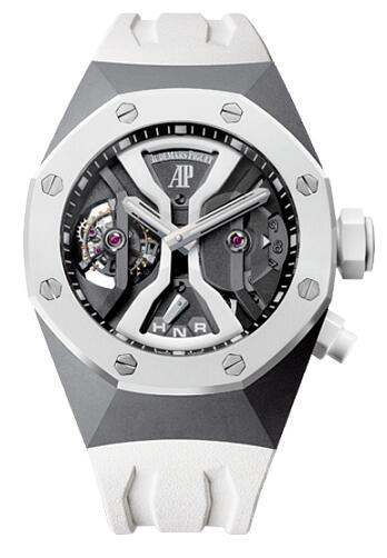 Audemars Piguet Replica Watch Concept ROYAL OAK CONCEPT GMT TOURBILLON 26580IO.OO.D010CA.01