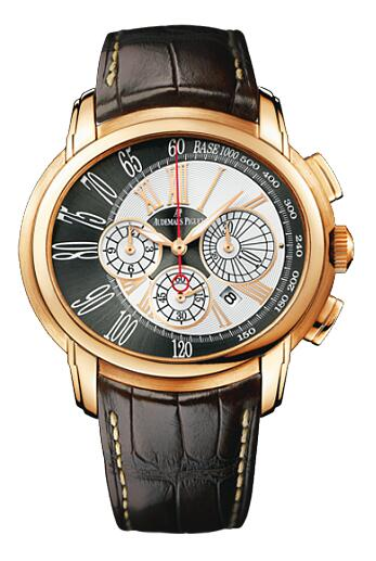 Audemars Piguet Millenary Chronograph 26145OR.OO.D093CR.01 Replica Watch