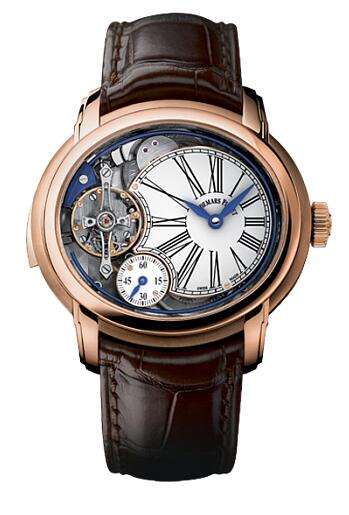 Audemars Piguet Millenary Minute Repeater 26371OR.OO.D803CR.01 Replica Watch