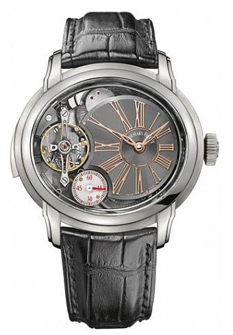 Audemars Piguet Millenary Minute Repeater 26371TI.OO.D002CR.01 Replica Watch