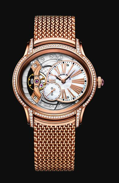 Audemars Piguet MILLENARY HAND-WOUND 77247OR.ZZ.1272OR.01 Replica Watch