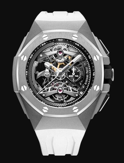 Audemars Piguet Replica Watch Royal Oak Concept 26587TI.OO.D010CA.01