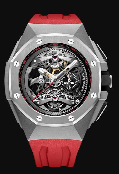 Audemars Piguet Replica Watch Royal Oak Concept 26587TI.OO.D067CA.01