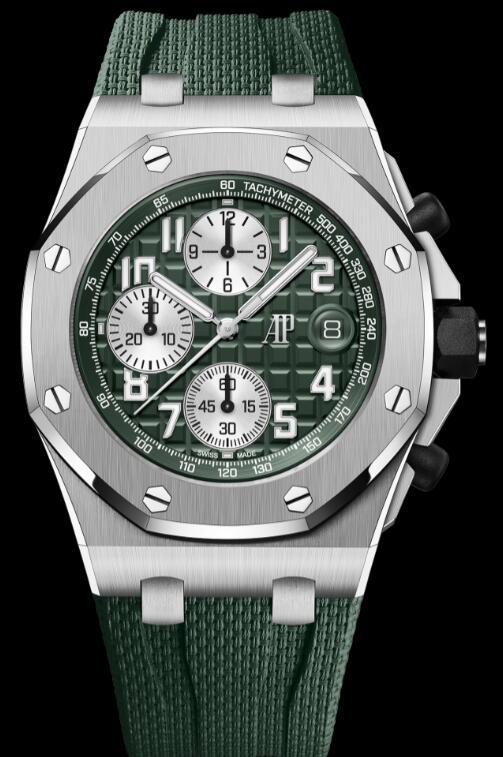 Audemars Piguet ROYAL OAK OFFSHORE SELFWINDING CHRONOGRAPH 26238TI.OO.A056CA.01 Replica Watch