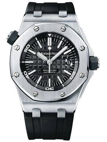 Audemars Piguet Replica Watch Royal Oak Offshore Diver 15703ST.OO.A002CA.01