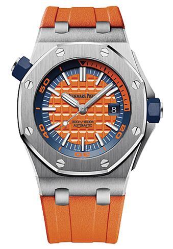 Audemars Piguet Replica Watch Royal Oak Offshore Diver 15710ST.OO.A070CA.01