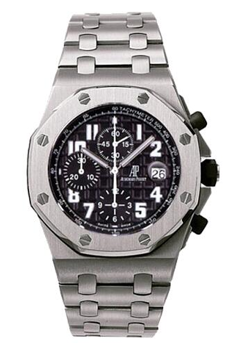 Audemars Piguet Replica Watch Royal Oak Offshore CHRONOGRAPH Steel 25721ST.OO.1000ST.08