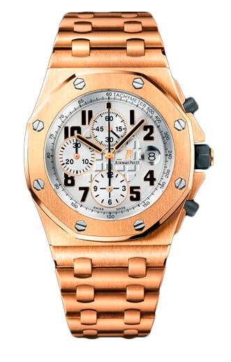 Audemars Piguet Replica Watch Royal Oak Offshore Chronograph Gold 26170OR.OO.1000OR.01
