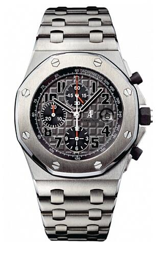 Audemars Piguet Replica Watch Royal Oak Offshore Chronograph Titanium 26170TI.OO.1000TI.01