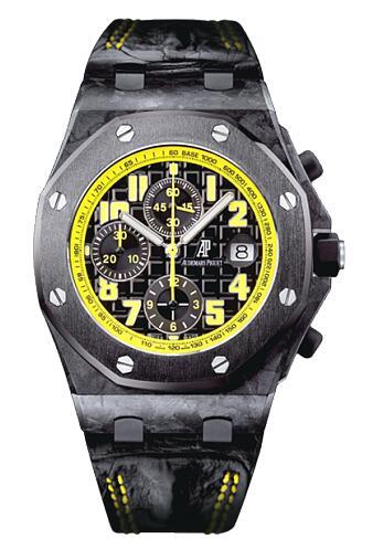Audemars Piguet Replica Watch Royal Oak Offshore Chronograph 26176FO.OO.D101CR.01