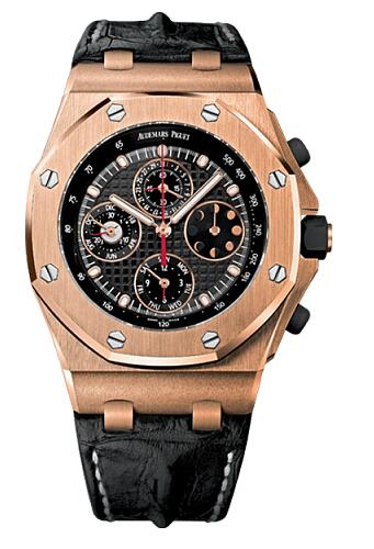 Audemars Piguet Replica Watch Royal Oak Offshore Chronograph Perpetual Calendar 26209OR.OO.D101CR.01