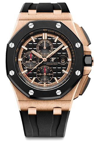 Audemars Piguet Replica Watch Royal Oak Offshore 26401RO.OO.A002CA.02