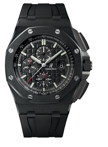 Audemars Piguet Replica Watch Royal Oak Offshore Chronograph Ceramic 26402CE.OO.A002CA.01