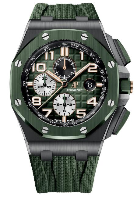 Audemars Piguet Royal Oak Offshore Selfwinding Chronograph 44mm 26405CE.OO.A056CA.01 Replica Watch
