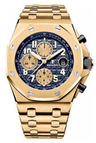 Audemars Piguet Replica Watch Royal Oak Offshore 26470BA.OO.1000BA.01