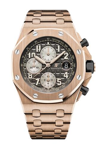 Audemars Piguet Replica Watch Royal Oak Offshore 26470OR.OO.1000OR.02