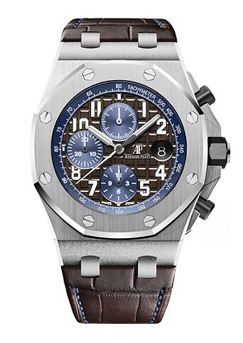 Audemars Piguet Replica Watch Royal Oak Offshore Selfwinding 26470ST.OO.A099CR.01
