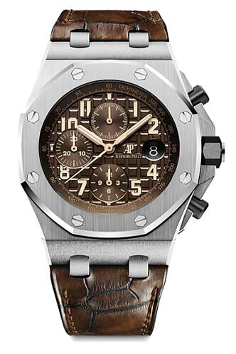 Audemars Piguet Replica Watch Royal Oak Offshore 26470ST.OO.A820CR.01