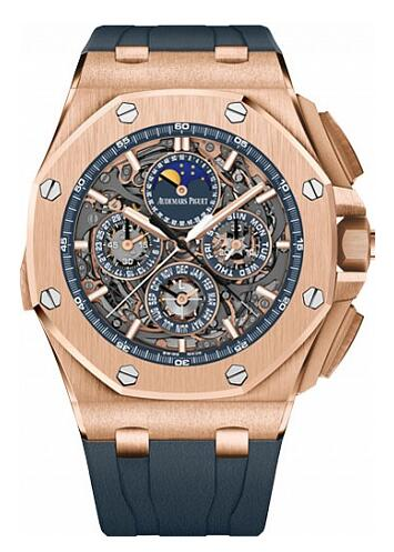 Audemars Piguet Replica Watch Royal Oak Offshore 26571OR.OO.A027CA.01.99
