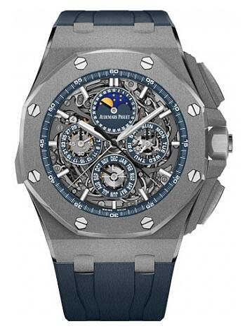 Audemars Piguet Replica Watch Royal Oak Offshore 26571TI.GG.A027CA.01