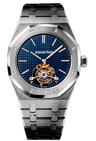 Audemars Piguet Replica Watch Royal Oak Extra-Thin Tourbillon 26510ST.OO.1220ST.01