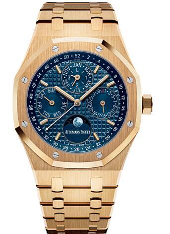 Audemars Piguet Replica Watch Royal Oak Perpetual Calendar 26574BA.OO.1220BA.01