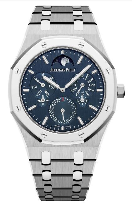 Audemars Piguet Royal Oak Selfwinding Perpetual Calendar Ultra-Thin 26586IP.OO.1240IP.01 Replica Watch
