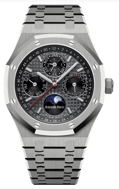 Audemars Piguet Royal Oak Perpetual Calendar China 26609TI.OO.1220TI.01 Replica Watch