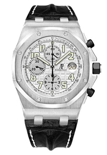 Audemars Piguet Replica Watch Royal Oak Offshore Chronograph Steel 26020ST.OO.D001IN.02