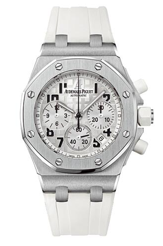 Audemars Piguet Replica Watch Royal Oak Offshore Chronograph Ladies 26283ST.OO.D010CA.01