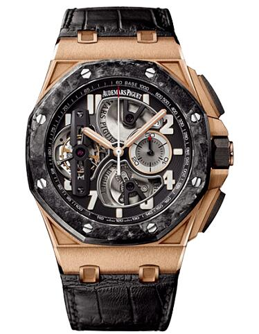 Audemars Piguet Replica Watch Royal Oak Offshore Tourbillon Chronograph 10 Days 26288OF.OO.D002CR.01