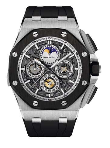 Audemars Piguet Replica Watch Royal Oak Offshore Grande Complication 26571IO.OO.A002CA.01
