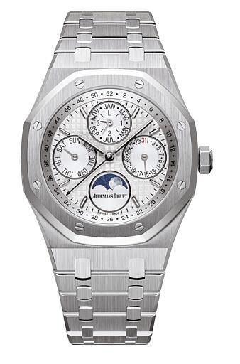Audemars Piguet Royal Oak Perpetual Calendar Steel 26574ST.OO.1220ST.01 Replica Watch