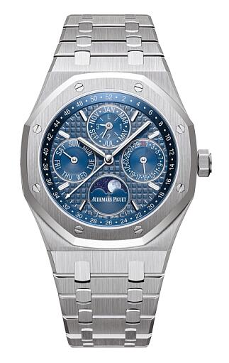 Audemars Piguet Royal Oak Perpetual Calendar 26574ST.OO.1220ST.02 Replica Watch