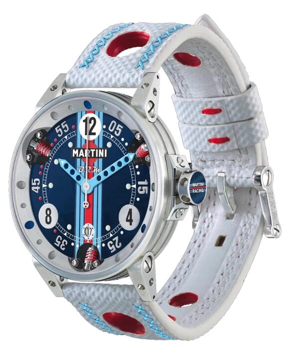 BRM V6 Martini Racing V6-44-SA-MR Replica Watch