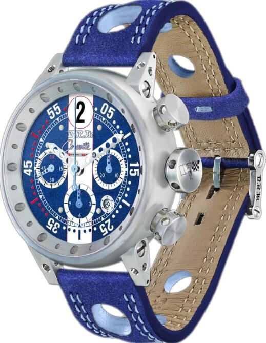 BRM R12-46 Corvette Grand Sport Chronograph R12-46-CORV-GS Replica Watch