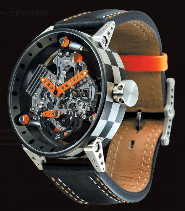 Luxury BRM R50 R50-TN-AO Replica Watch