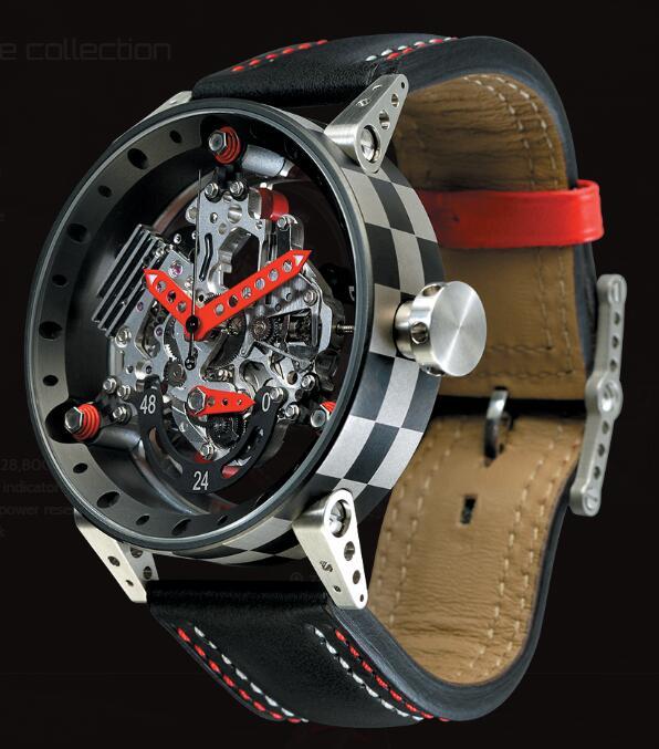 Luxury BRM R50 R50-TN-AR Replica Watch