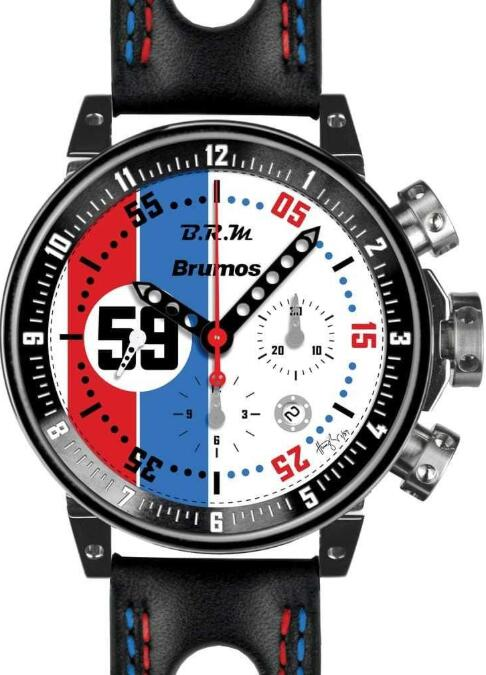 BRM Brumos Racing Chronograph V12-44-BRUMOS Replica Watch