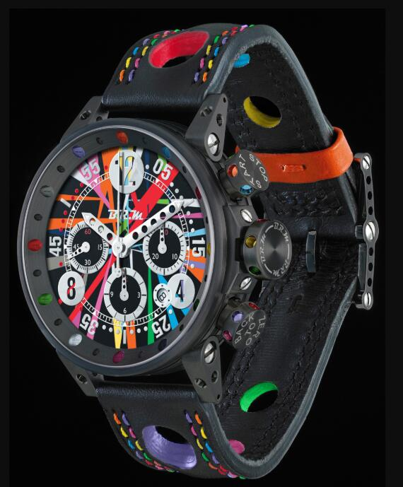 BRM V12-44-ART-CAR Replica Watch Price