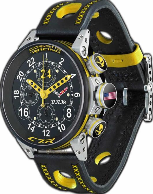 BRM Corvette C7.R V12-44-COR-03-E Replica Watch