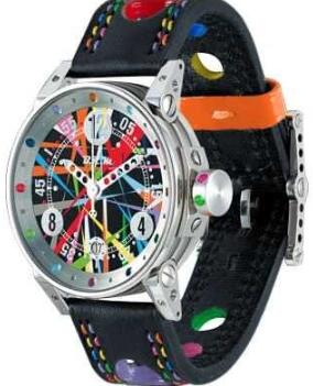 BRM V7-38-G-ART-CAR Replica Watch