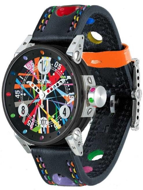BRM V7-38-N-ART-CAR Replica Watch