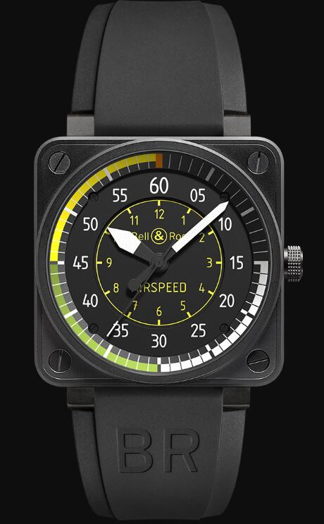 Bell & Ross BR 01-92 AIRSPEED BR0192-AIRSPEED Replica Watch
