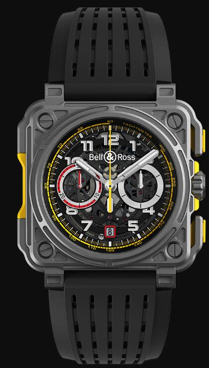 Bell & Ross BR-X1 R.S.18 BRX1-RS18 Replica Watch