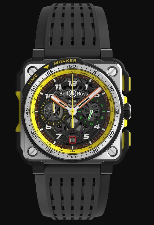 Bell & Ross BR-X1 R.S.19 BRX1-RS19/SRB Replica Watch