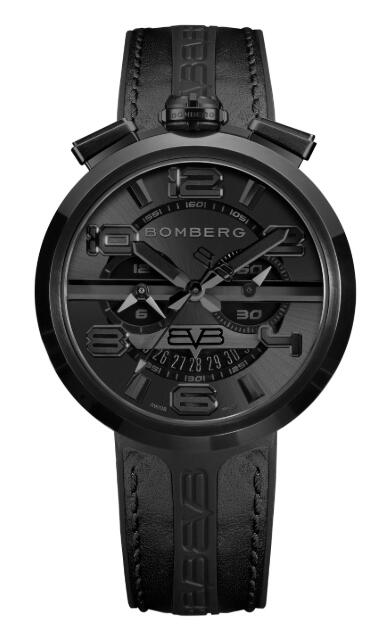 Bomberg 1968 BLACK RS45CHPBA.19.3 Replica Watch