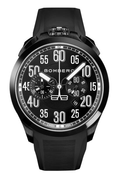 Bomberg ONLINE EXCLUSIVE BLACK ARROW NS44CHPBA.0097.3 Replica Watch